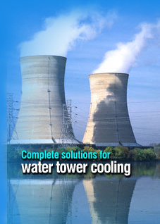 Cooling Towers Manufacturers